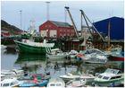 Hafen in Sisimiut