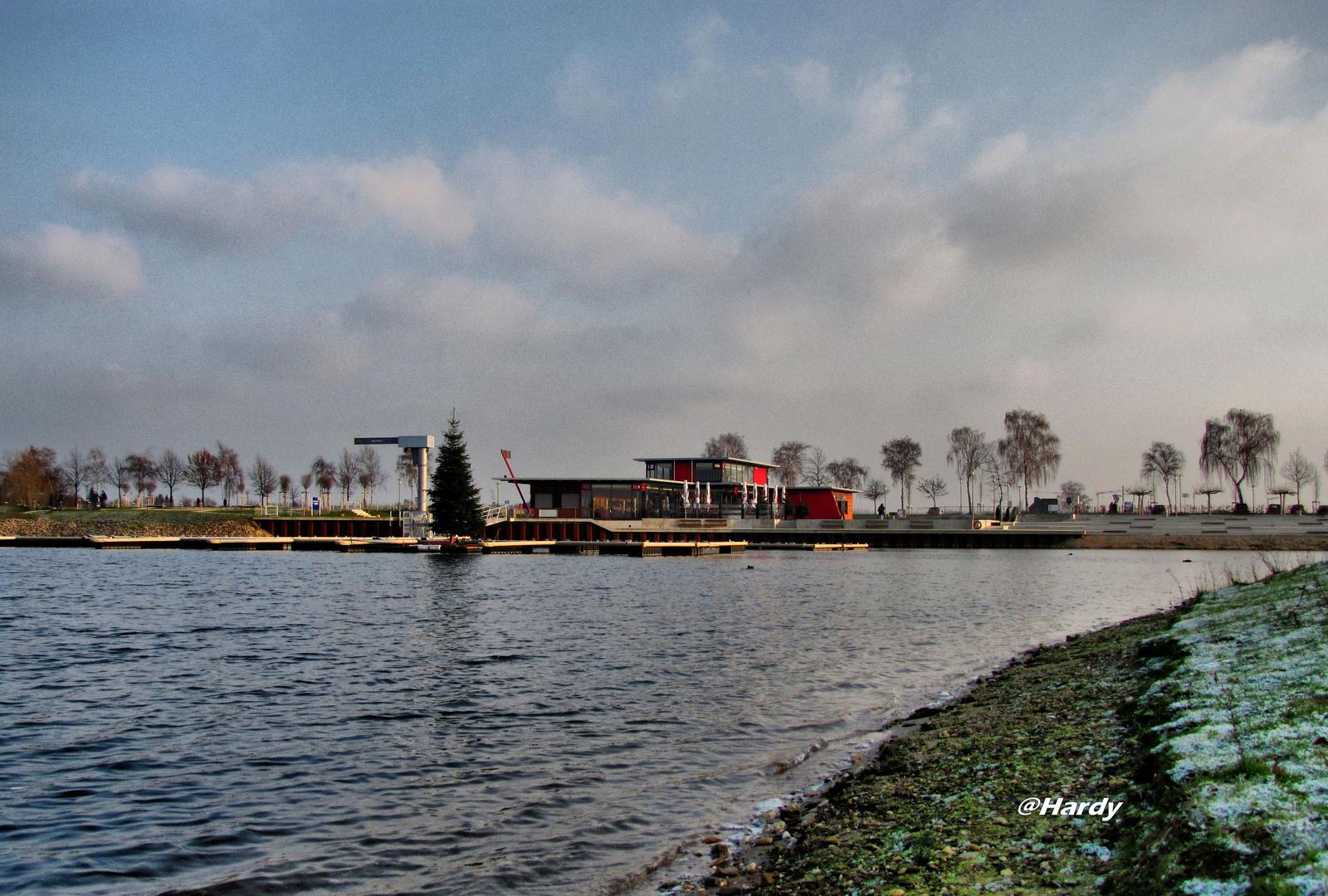 Hafen in Xanten!