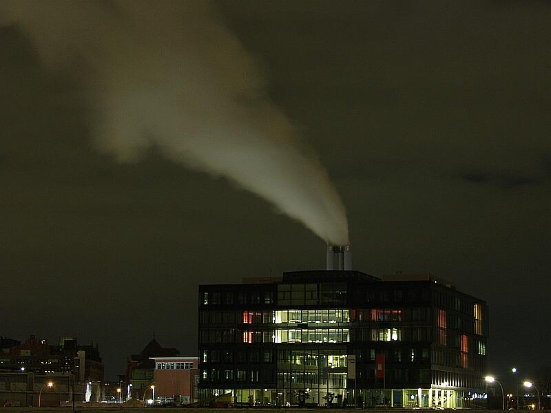 Hafen Industrie @ Night 3