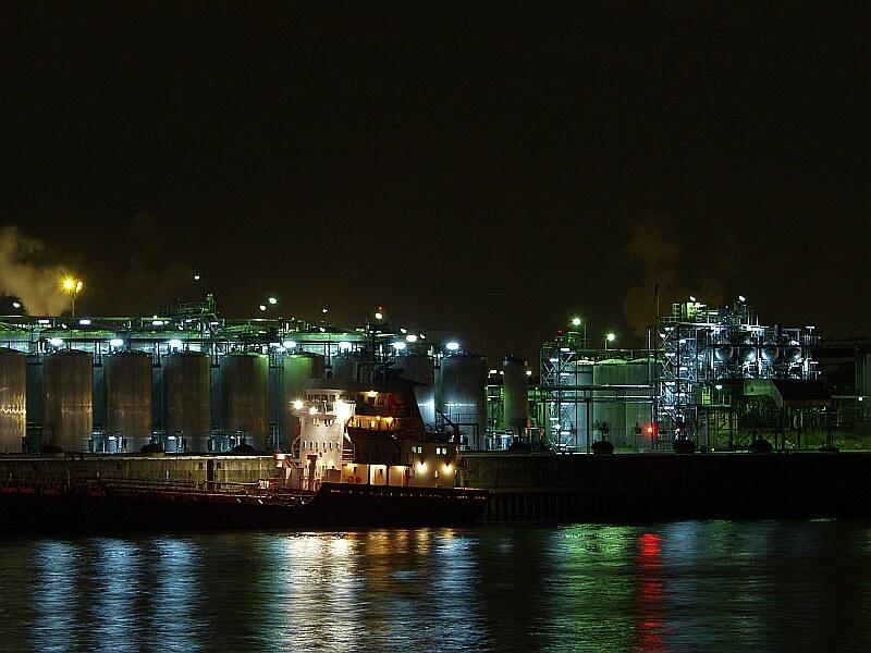 Hafen Industrie @ Night 5