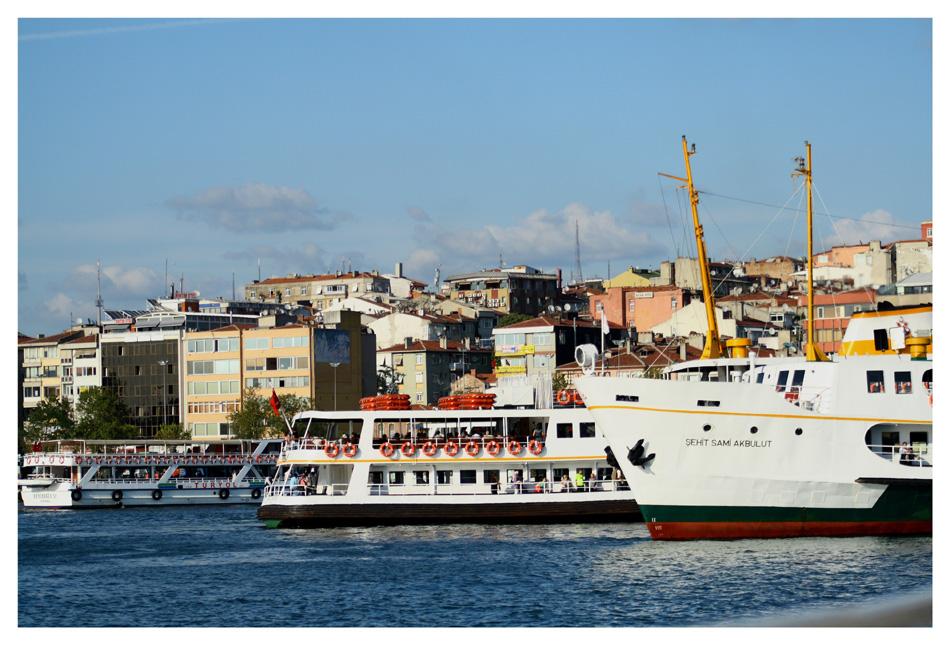 Hafen Kadiköy