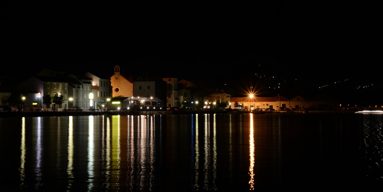 Hafen Kastela