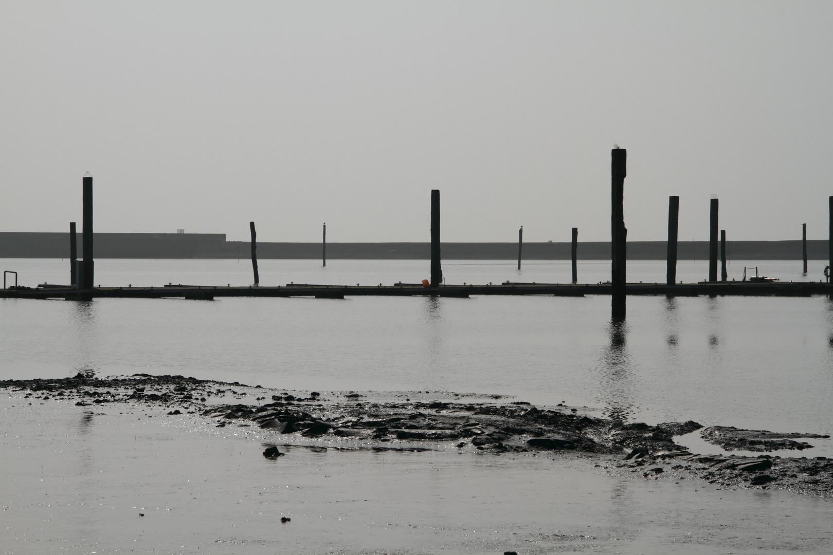 Hafen Langeoog