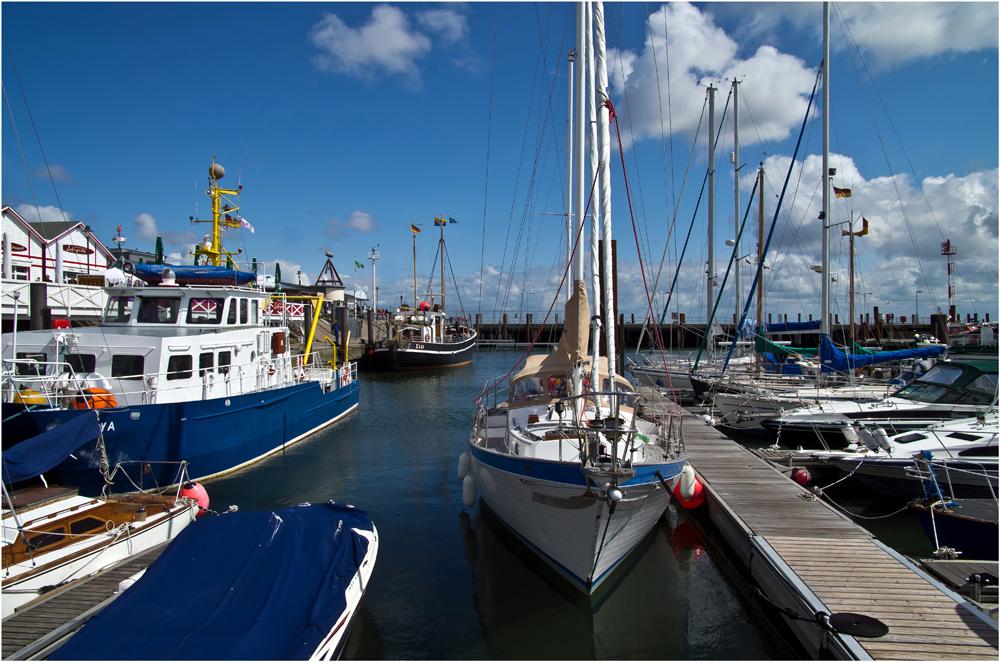 Hafen List / Sylt ...