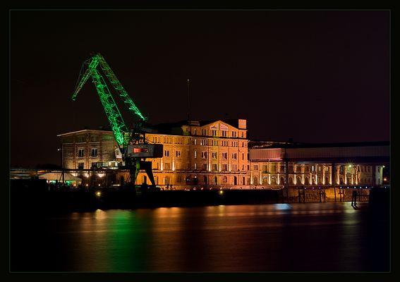 Hafen - Mainz