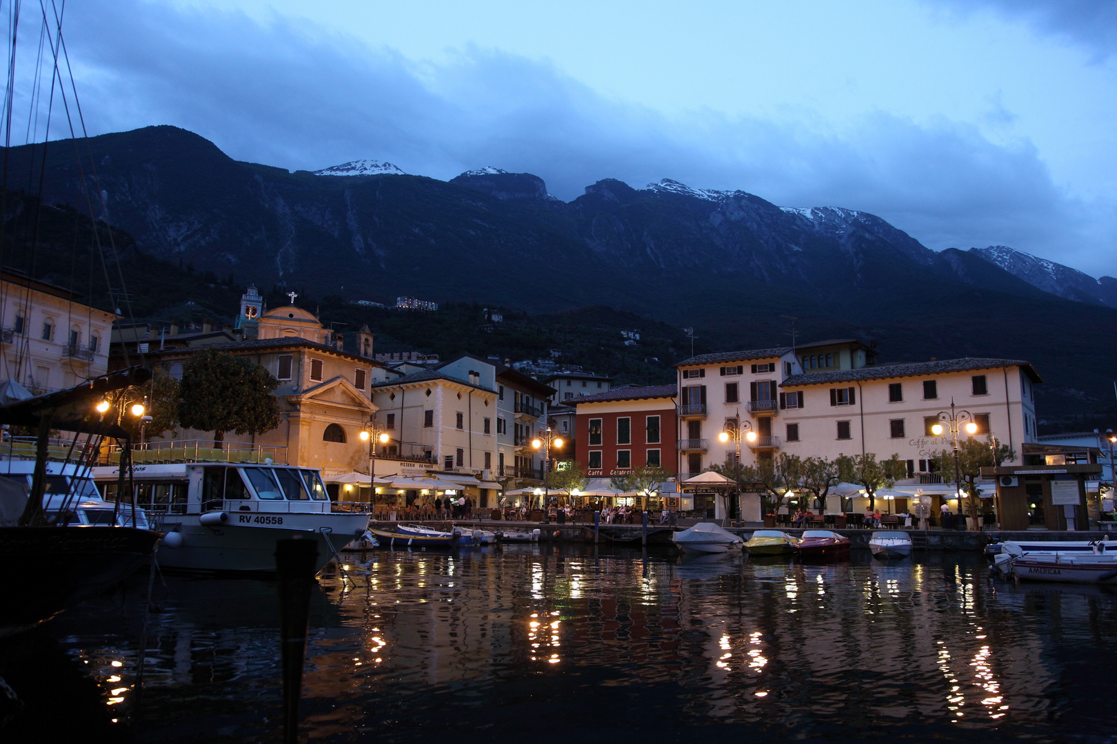 Hafen Malcesine