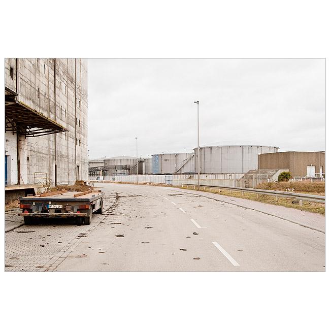 Hafen Mannheim - 1