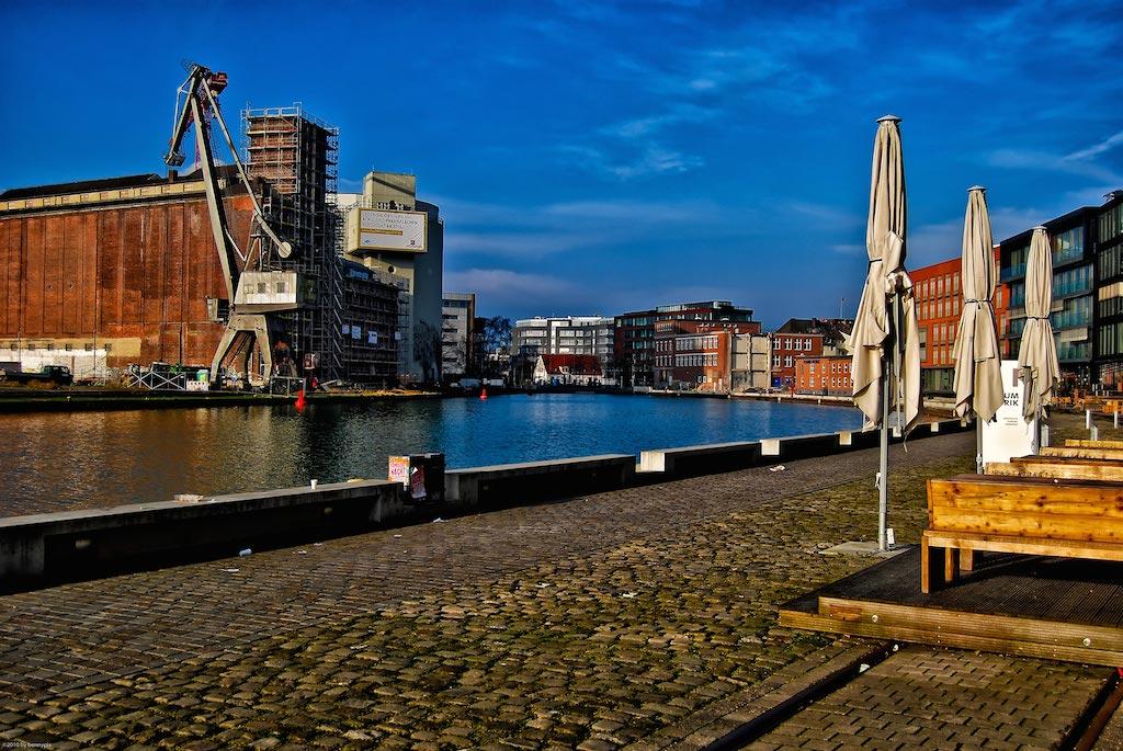 Hafen Münster