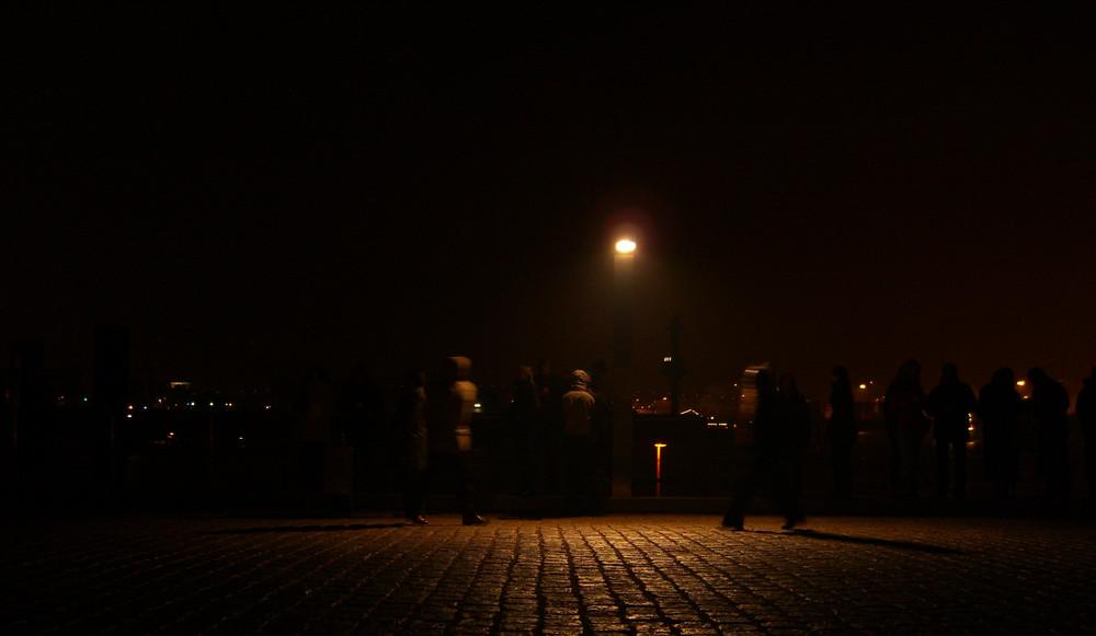 Hafen @ Night