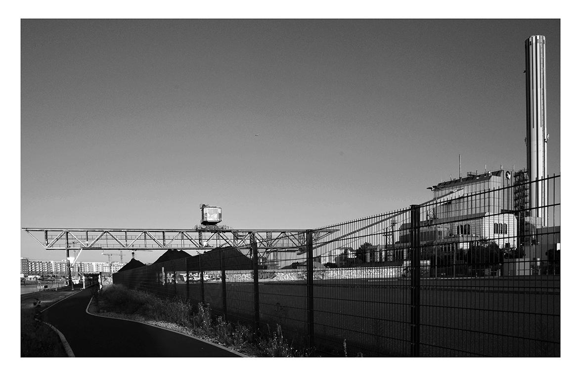 Hafen Offenbach am Main (EVO - Energieversorgung)