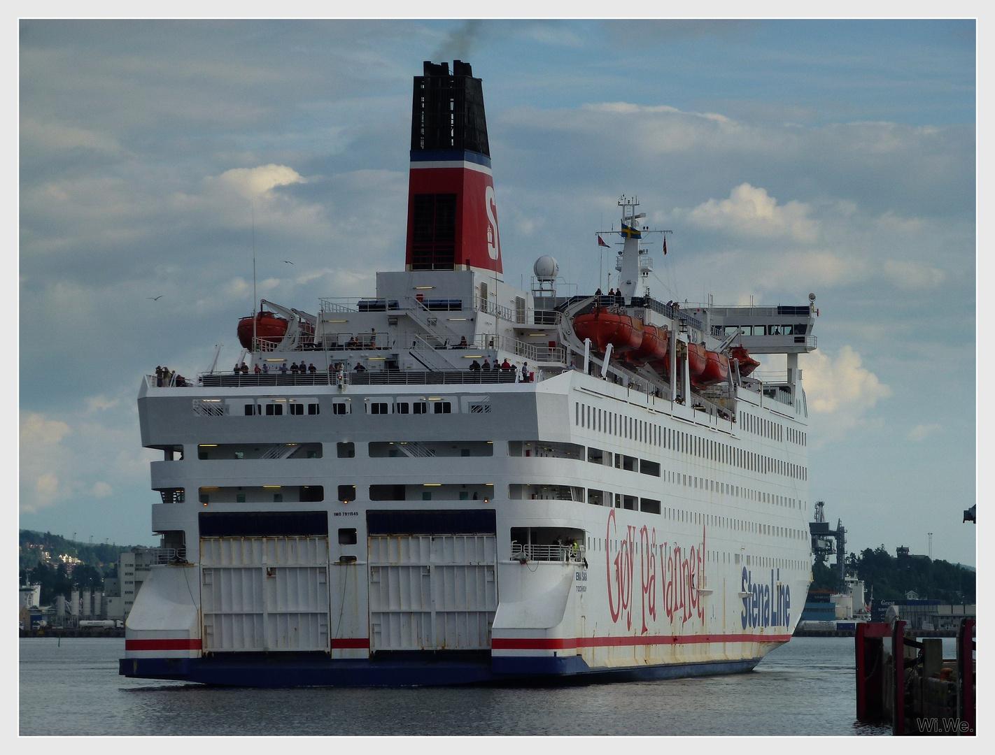 -Hafen Osio-