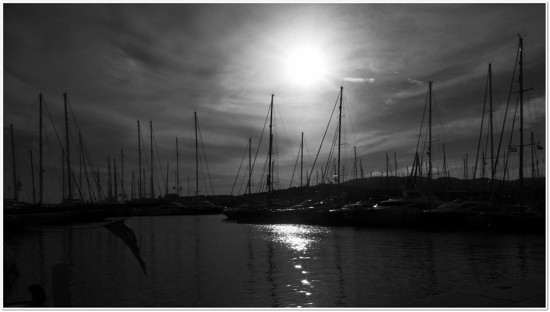 Hafen Palma de Mallorca 1