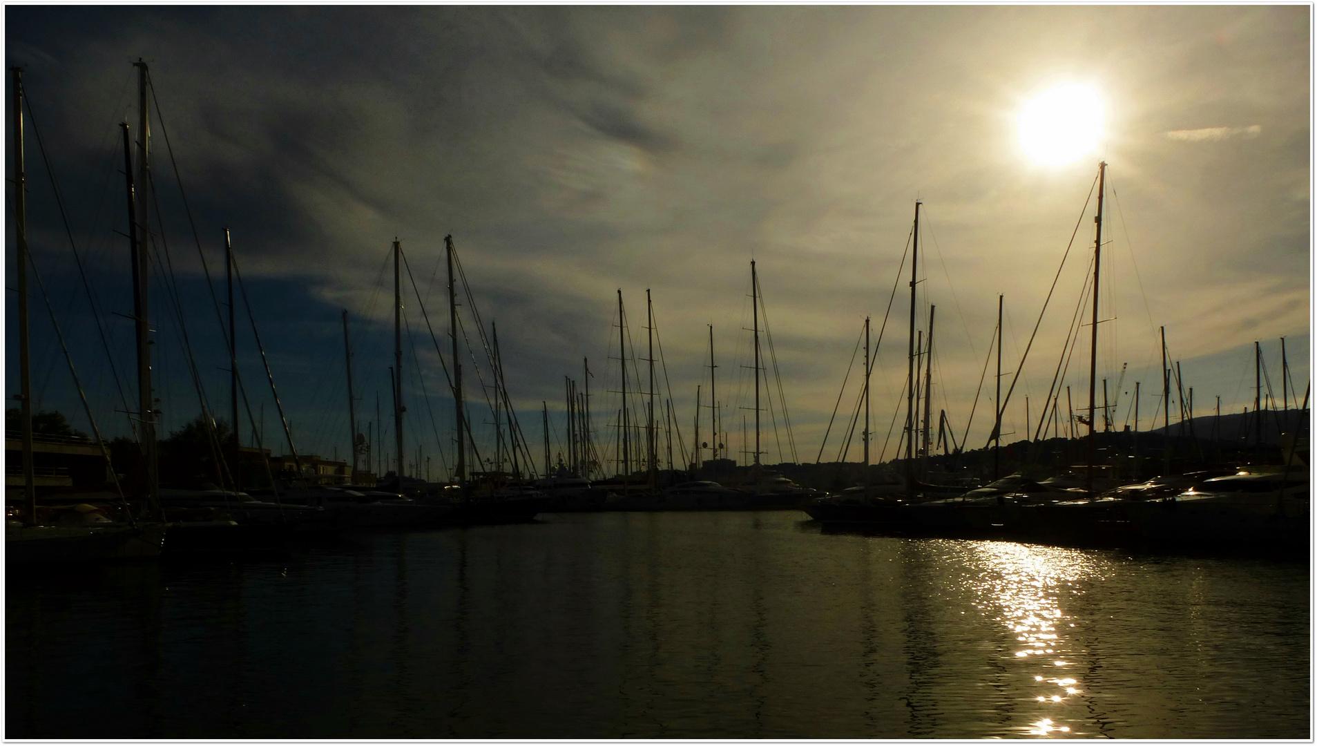 Hafen Palma de Mallorca 2