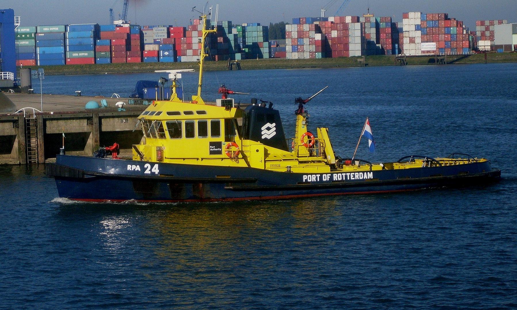 Hafen - Patrol