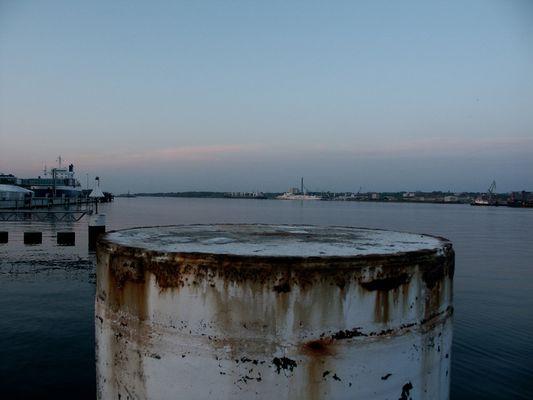 Hafen Poller