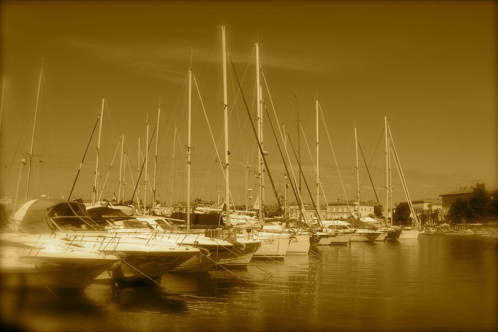 Hafen Porec