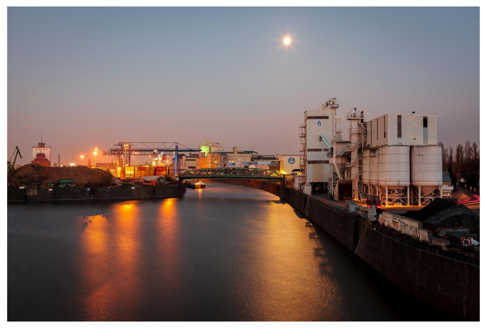 Hafen-Romantik