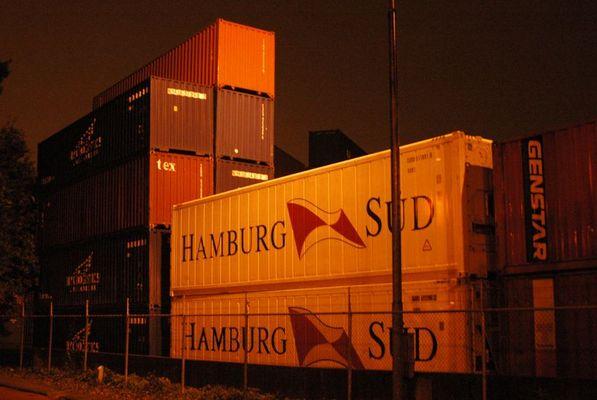 Hafen Rotterdam 2