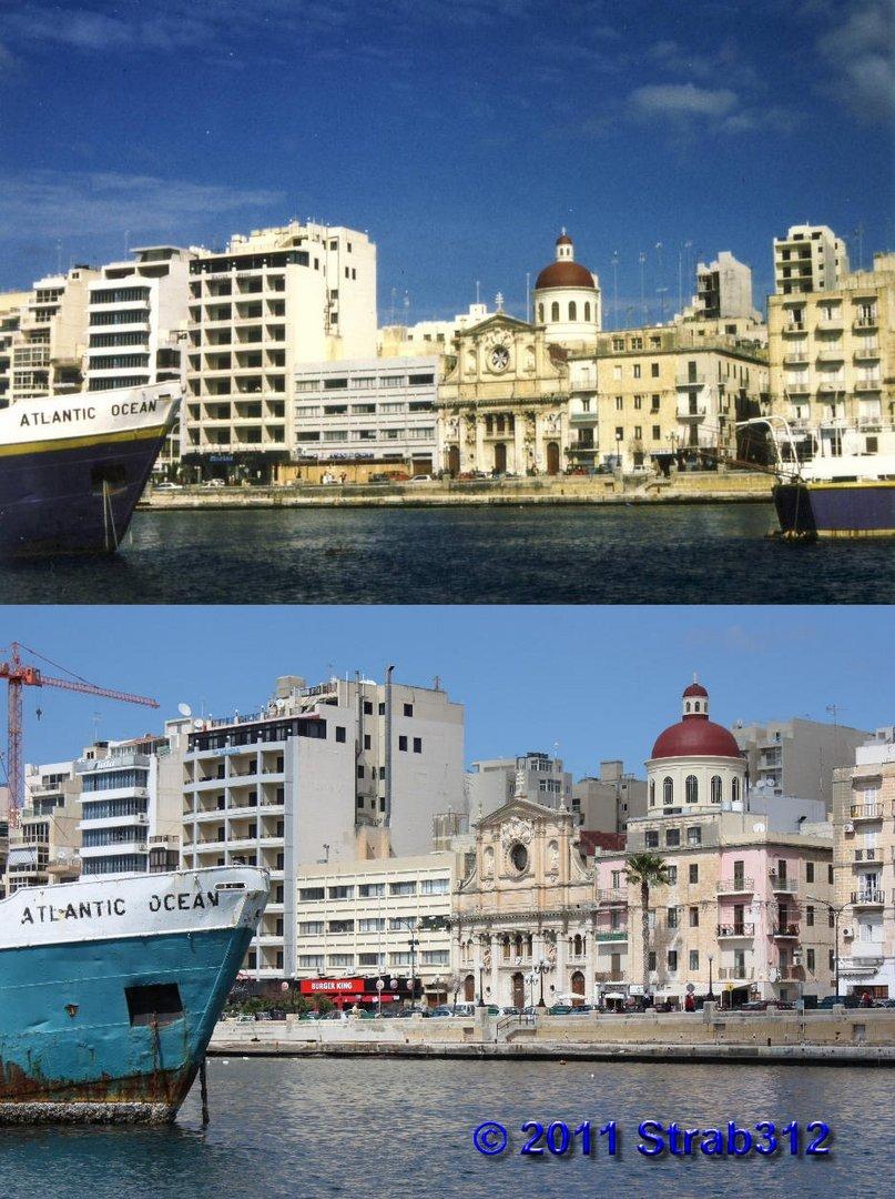 Hafen Sliema - 1996 bis 2010