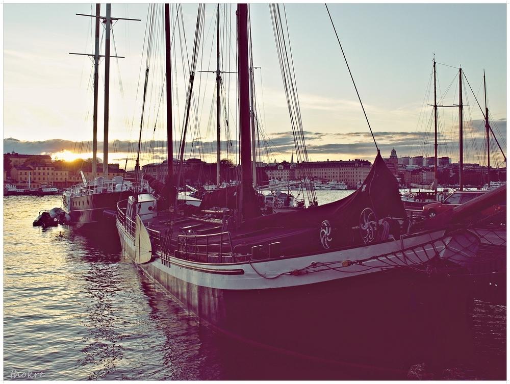 Hafen - Stockholm II