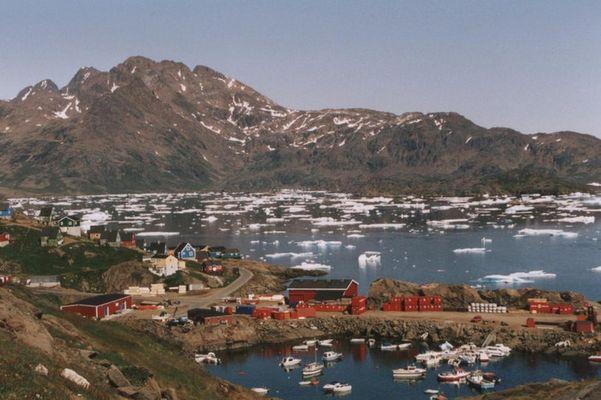 Hafen Tasiilaq