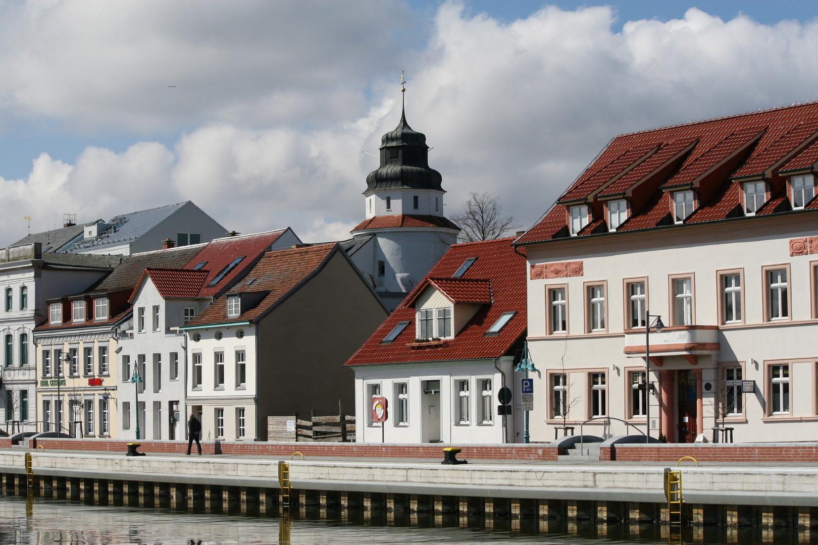 Hafen Ueckermünde II