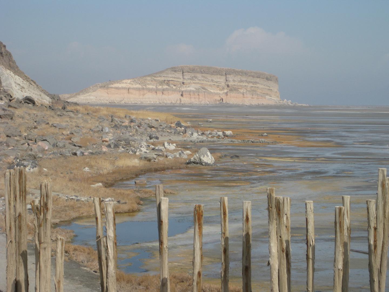 Hafen Urmiasee