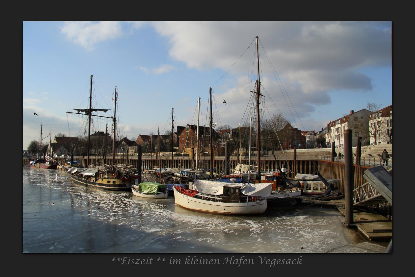 Hafen Vegesack