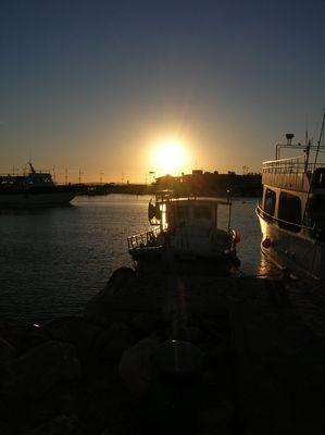 Hafen von Agia Napa