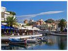 Hafen von Agios Nikolaos
