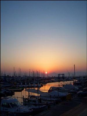 Hafen von Arenal