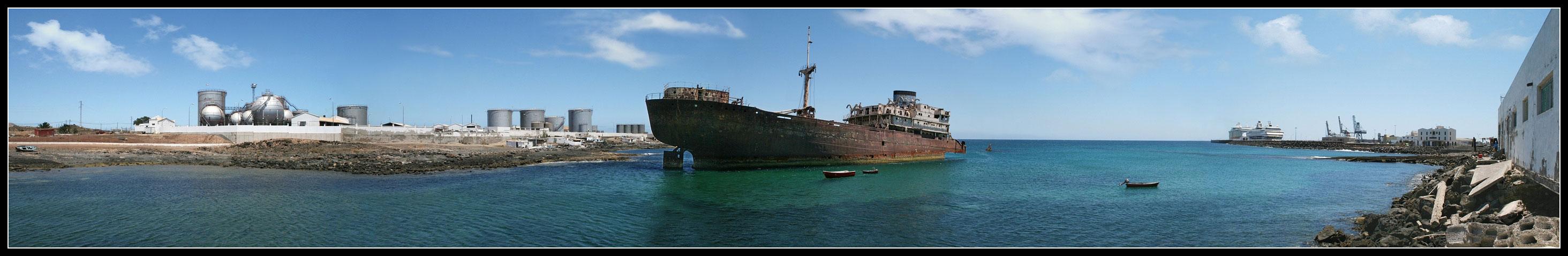 Hafen von Arrecife - Lanzarote