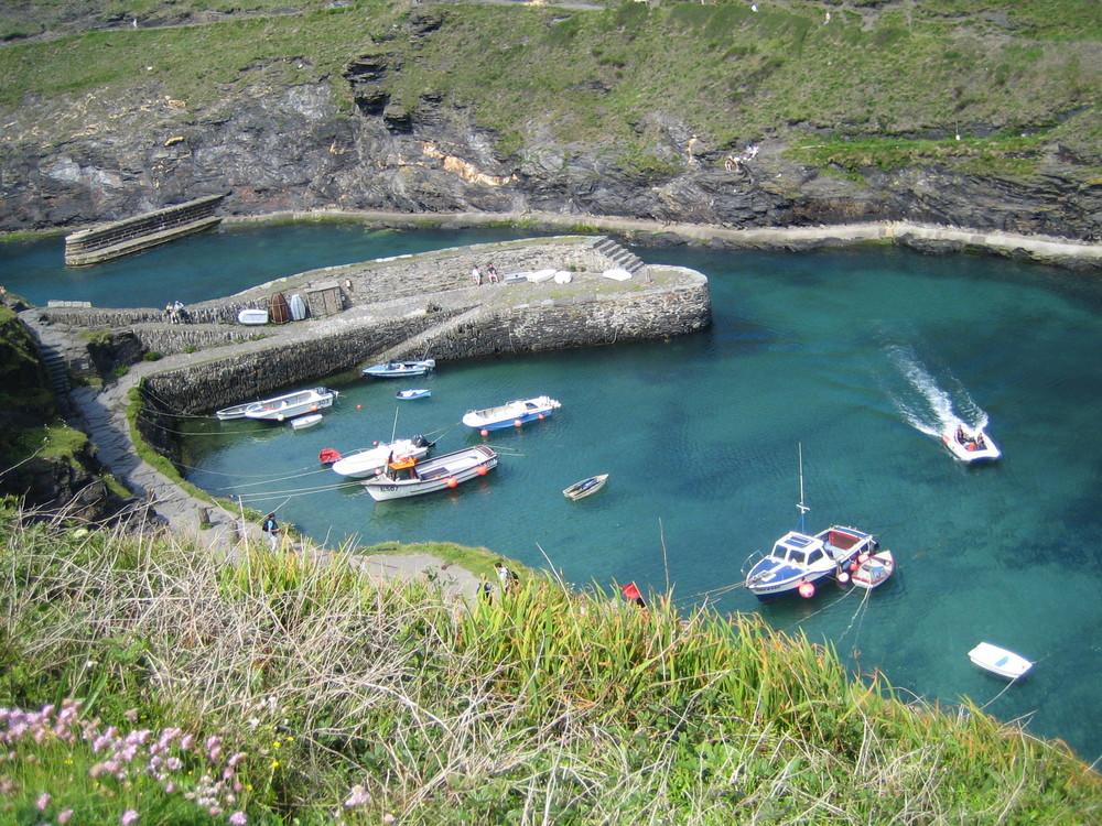 Hafen von Boscastle III