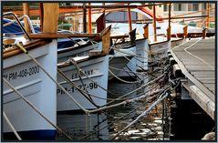 Hafen von Cala Figuera