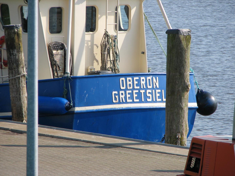 Hafen von Greetsiel 5