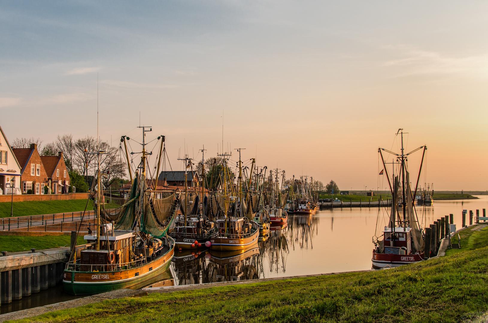 Hafen von Greetsiel