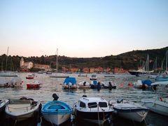 Hafen von Le Grazie
