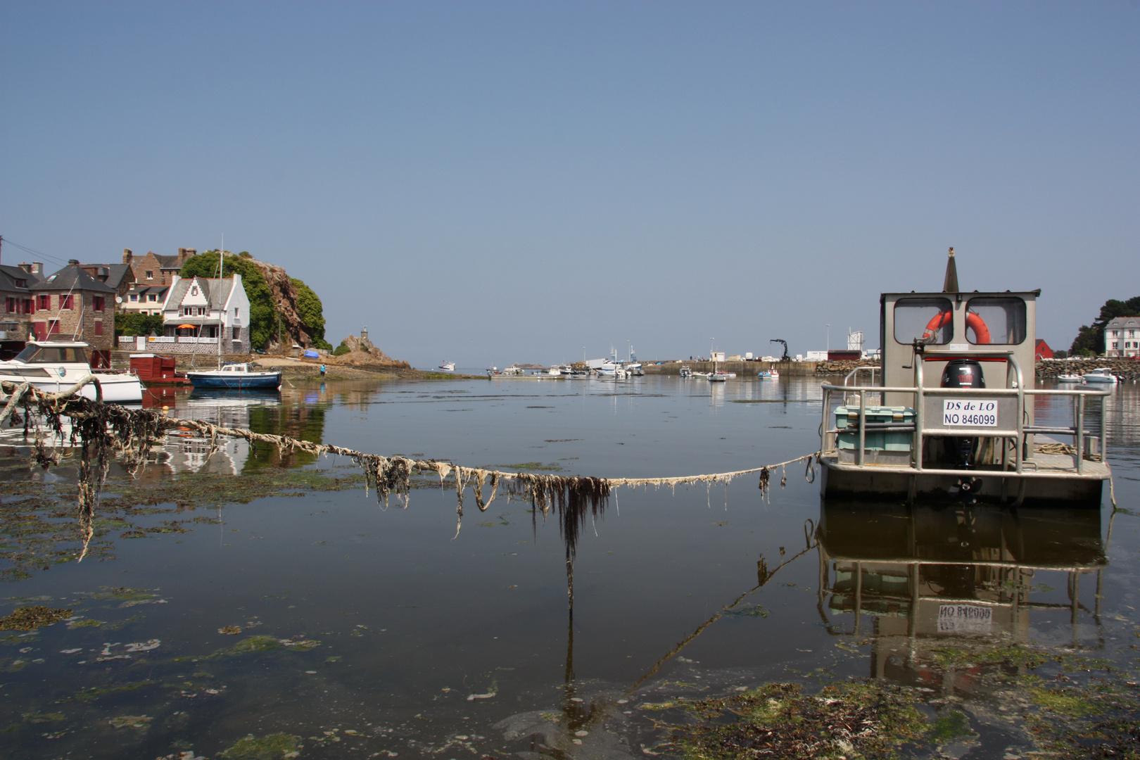 Hafen von Loguivy de la Mer 2