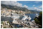 -- Hafen von Monte Carlo ---