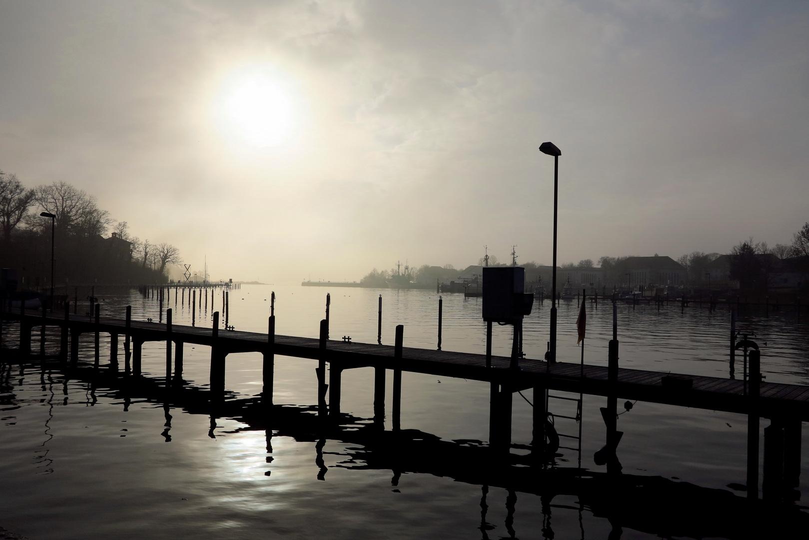 Hafen von Neustadt