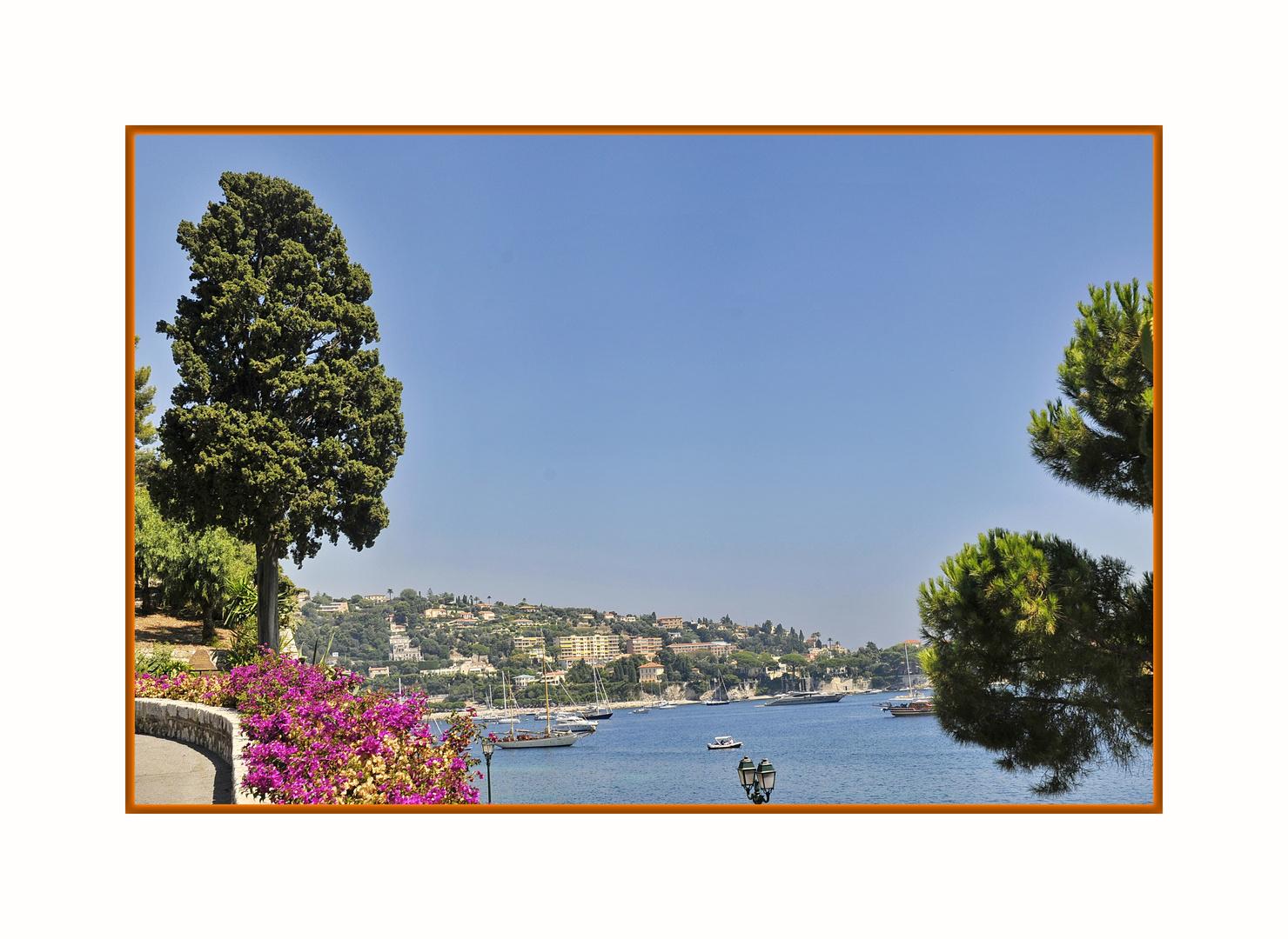 Hafen von Nizza...