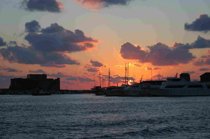 Hafen von Phafos 2