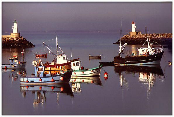 Hafen von Port Maria