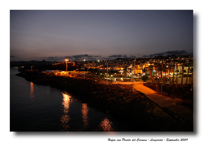 Hafen von Puerto del Carmen