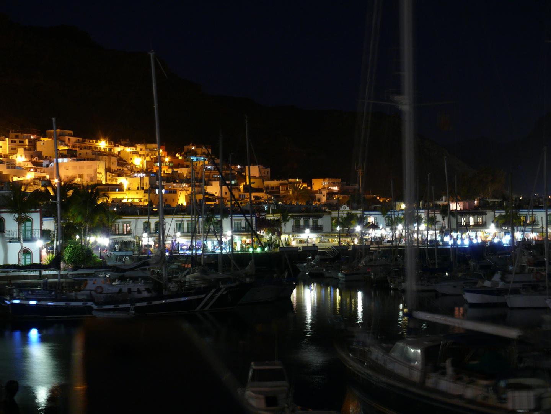 Hafen von Puorto De Mogan