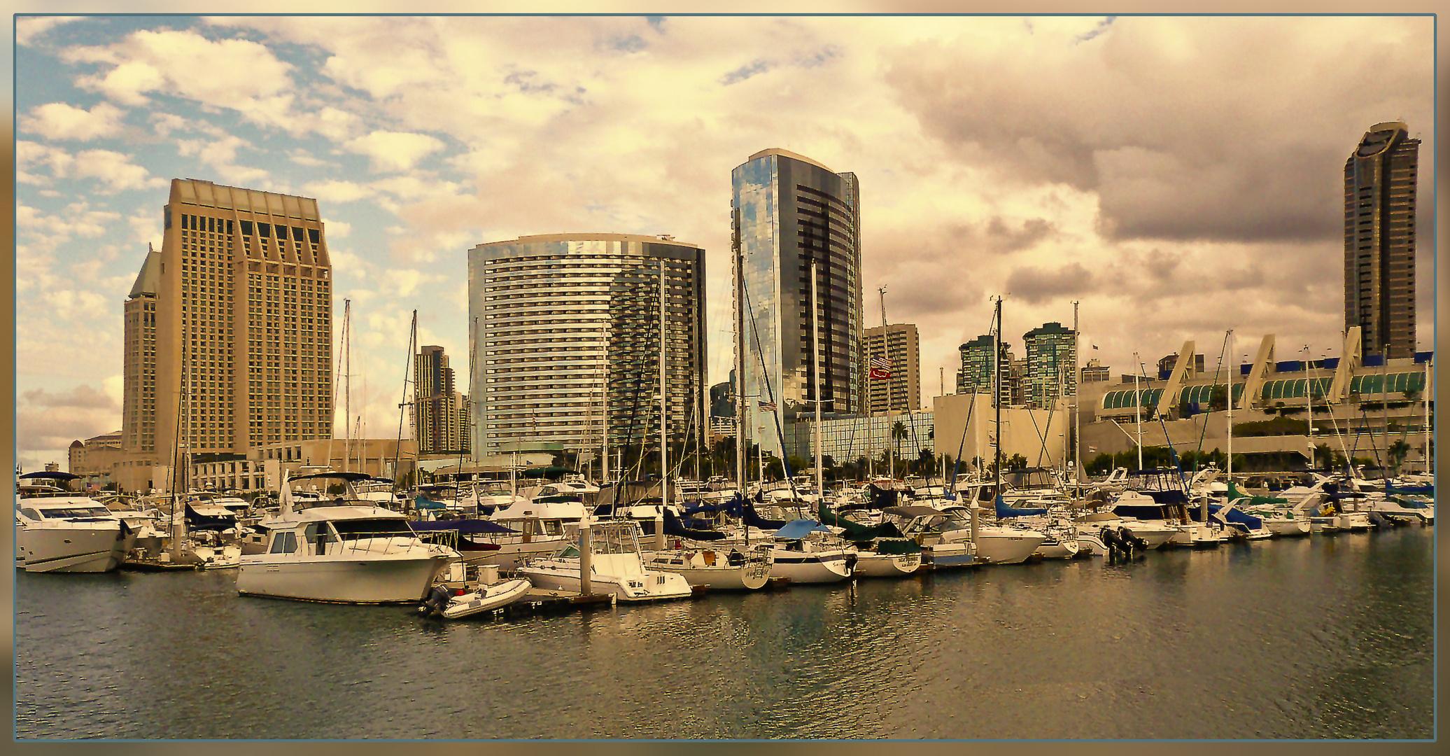 Hafen von San Diego