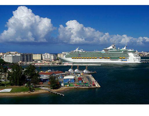 Hafen von San Juan II