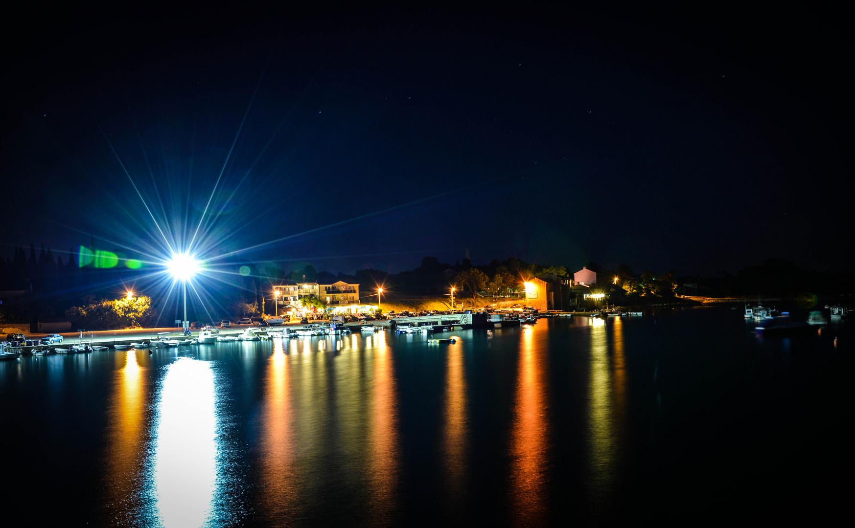 Hafen von Savoudrija