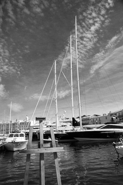Hafen von St.Tropez