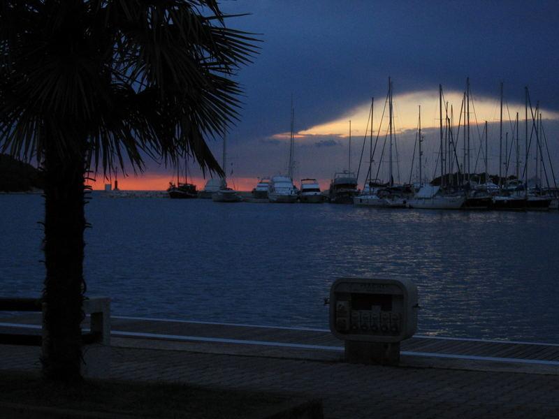 Hafen von Vrsar